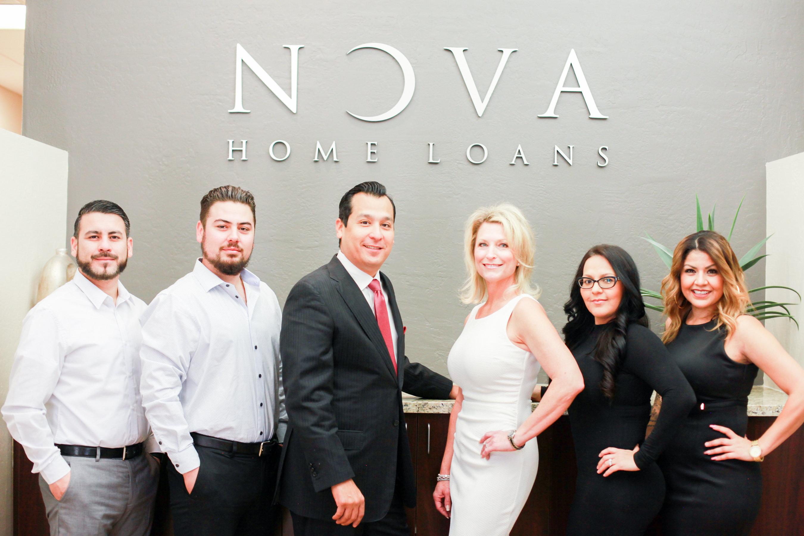 Nova Home Loans - The A Team